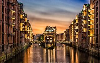 ویر هاوس،هامبورگ، آلمان