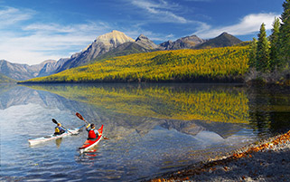 سفر علمی،دریاچه بومن