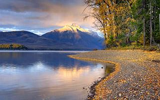 عصر دریاچه مک دونالد،مانتنا