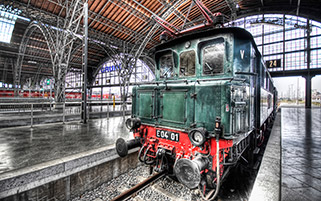 قطار خسته