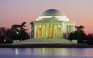 بناى یادبود جفرسون،واشنگتن