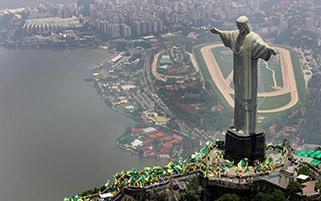 مجسمه کریستو ردنتر،برزیل