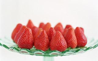 ظرف توت فرنگی