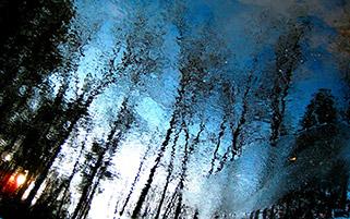 نقاشی آب