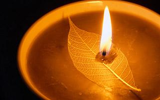 یک شمع
